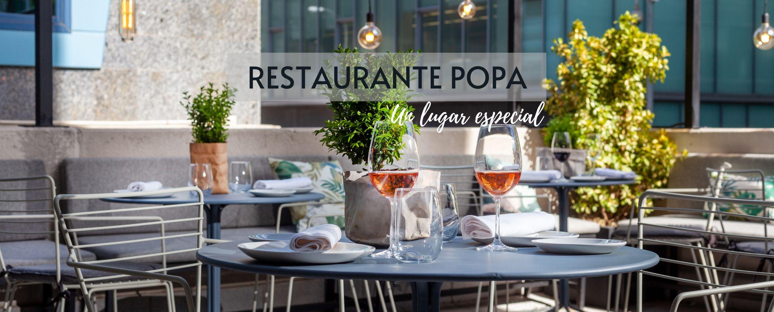 restaurante popa un lugar especial